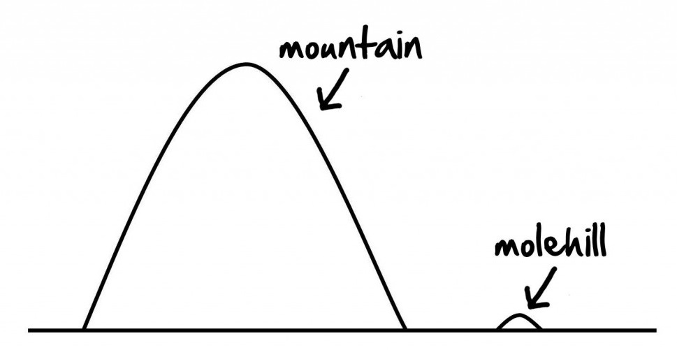 mountain-or-molehill